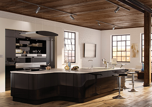 Lucente Kitchen Range