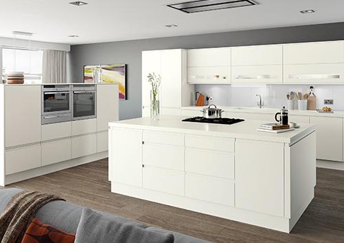 Moda White Kitchen